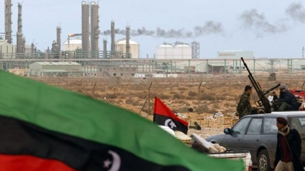 Libya ban bo canh bao an ninh muc cao nhat tai khu vuc dau lua hinh anh 1