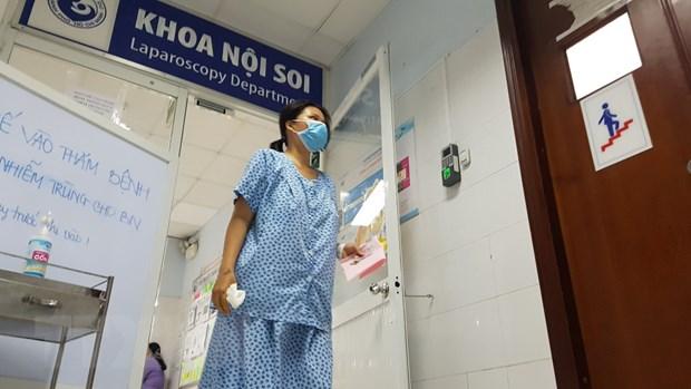 Thanh pho Ho Chi Minh: Xuat hien chum ca benh cum A/H1N1 hinh anh 1