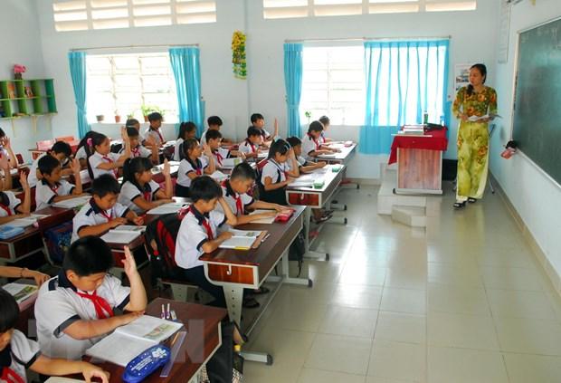 Thanh pho Ho Chi Minh tuyen them 365 giao vien cho nam hoc moi hinh anh 1
