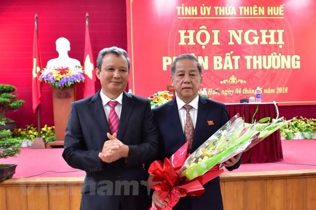 Ong Phan Ngoc Tho duoc bau lam Chu tich tinh Thua Thien-Hue hinh anh 1