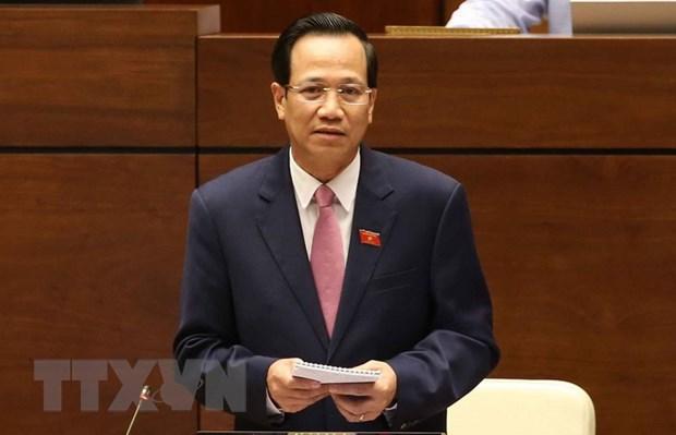 Bo truong Dao Ngoc Dung: Ty le nguoi Viet tron o lai Han Quoc da giam hinh anh 2