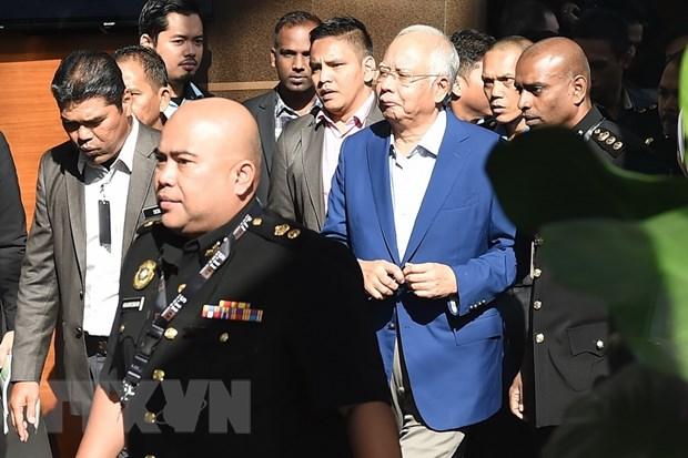 Cuu Thu tuong Malaysia phu nhan sai pham trong du an voi Trung Quoc hinh anh 1