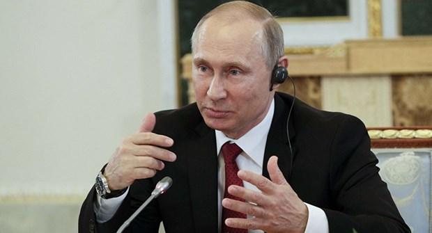 Tong thong Putin danh gia cao An Do, Trung Quoc va Nga trong SCO hinh anh 1