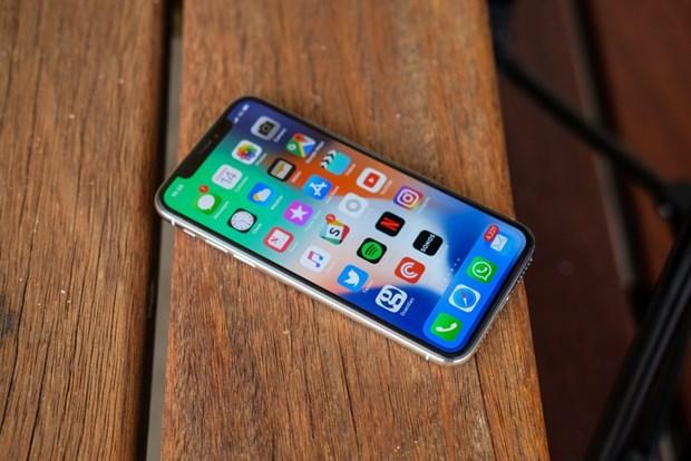iPhone X la dien thoai thong minh ban chay nhat trong quy 1/2018 hinh anh 1