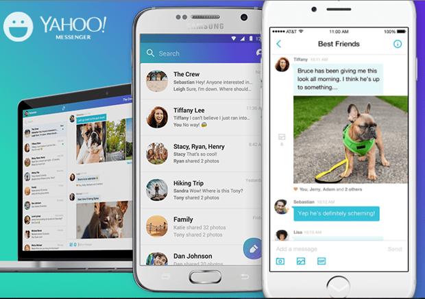 Het 'song ngac ngoai' Yahoo Messenger se bi 'khai tu' vao thang toi hinh anh 1