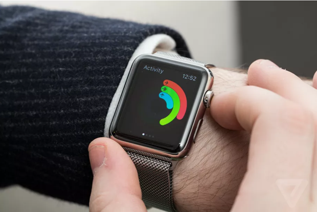 Apple co the ra mau Apple Watch moi voi nut cam ung luc hinh anh 1