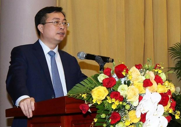 Ong Bui Truong Giang duoc bo nhiem lam Pho Truong ban Tuyen giao TW hinh anh 1