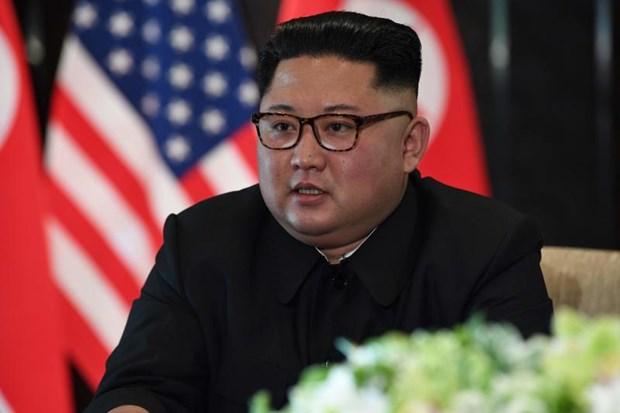 Nha lanh dao Trieu Tien Kim Jong Un se roi Singapore vao toi nay hinh anh 1