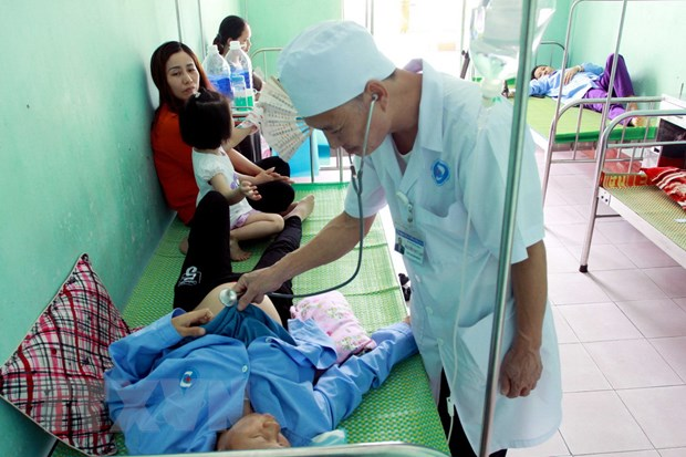 Thai Binh: Cap cuu kip thoi 32 benh nhan nghi bi ngo doc thuc pham hinh anh 1