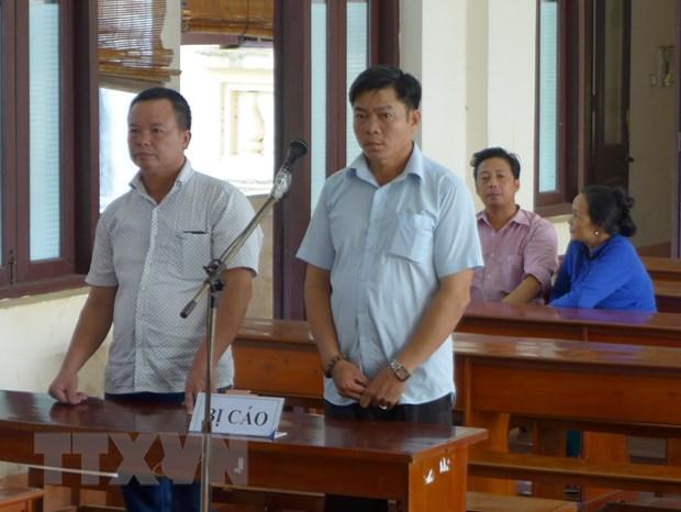 Binh Phuoc: Gia mao trong cong tac, hai Pho Cong an xa lanh an tu hinh anh 1
