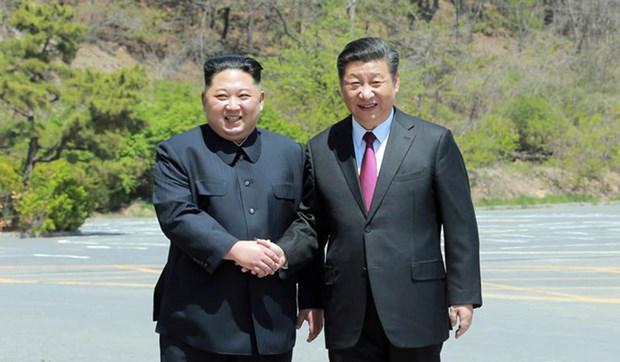 Nha lanh dao Trieu Tien Kim Jong un co the sap tham Trung Quoc hinh anh 1