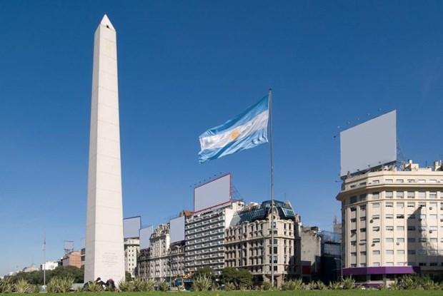 IMF giai ngan dot dau cua goi vien tro tri gia 50 ty USD cho Argentina hinh anh 1