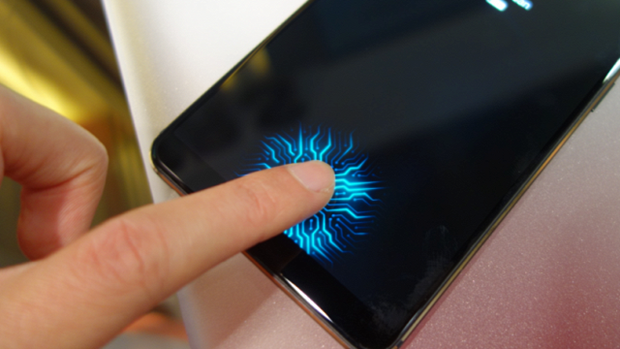 Samsung Galaxy S10 co the co cam bien van tay duoi man hinh hinh anh 1
