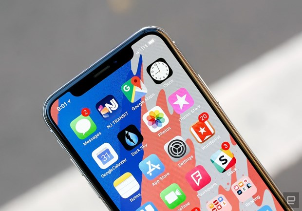 Apple dat hang man hinh OLED tu LG de giam phu thuoc vao Samsung hinh anh 1