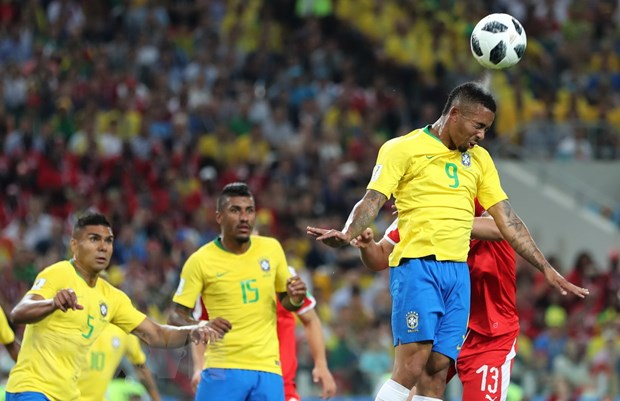 Brazil dang tro thanh ung cu vien vo dich so 1 cua World Cup 2018 hinh anh 1