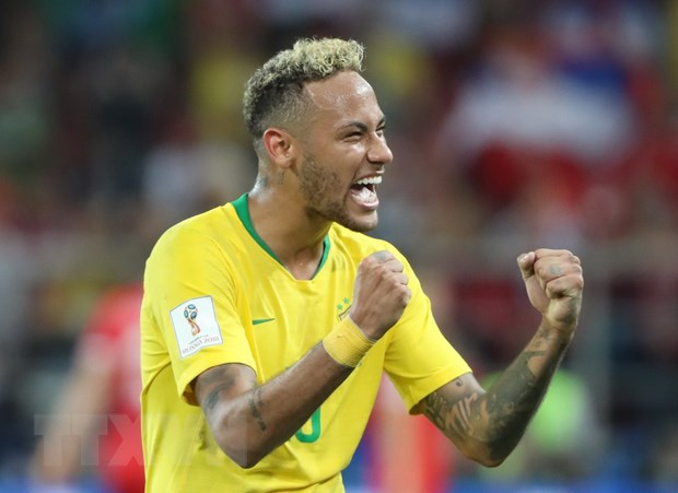 Brazil dang tro thanh ung cu vien vo dich so 1 cua World Cup 2018 hinh anh 2