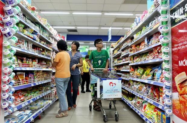 Chi so gia tieu dung Thanh pho Ho Chi Minh thang 6 tang 0,55% hinh anh 1