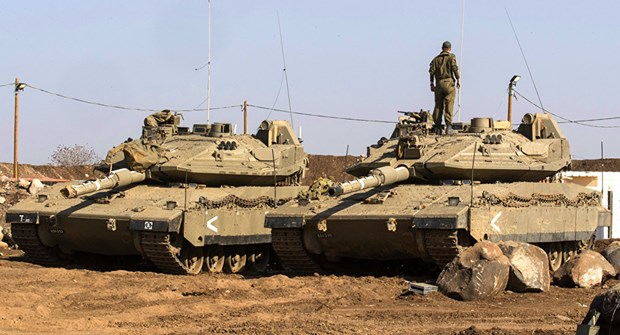 Nga lo ngai nguy co xung dot Israel-Iran leo thang tai Syria hinh anh 1