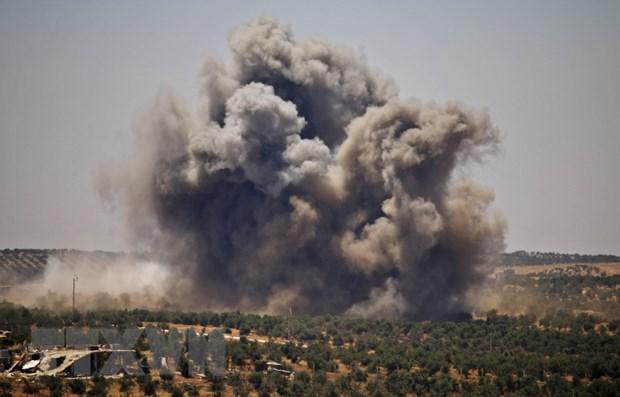 Quan doi Syria co buoc tien quan trong o tinh Daraa hinh anh 1