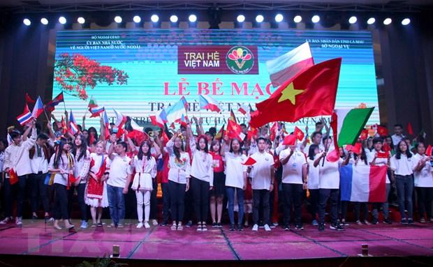 Trai He Viet Nam: Khoi day niem tu hao ve que huong Viet Nam hinh anh 1