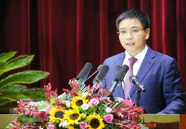 Chu tich VietinBank duoc bau lam Pho Chu tich tinh Quang Ninh hinh anh 1