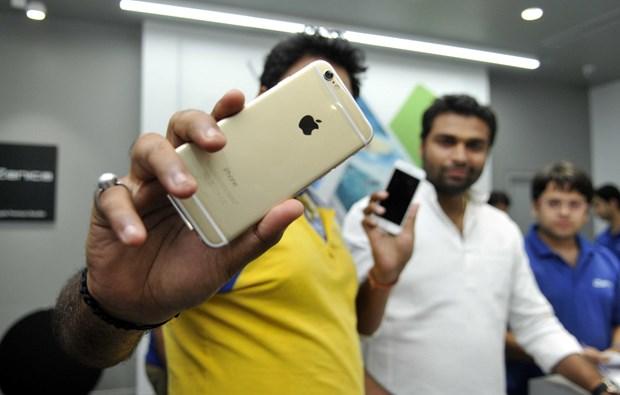 Apple tray trat kinh doanh o An Do, ban chua duoc 1 trieu iPhone hinh anh 1