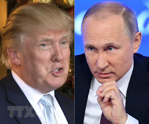 Nga bac bo thong tin co tuyen bo chung sau hoi thuong dinh Trump-Putin hinh anh 1