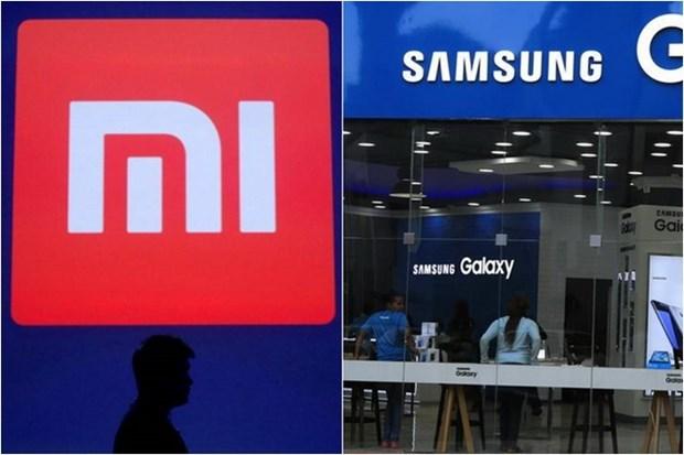 Samsung, Xiaomi dua nhau thong tri thi truong smartphone An Do hinh anh 1