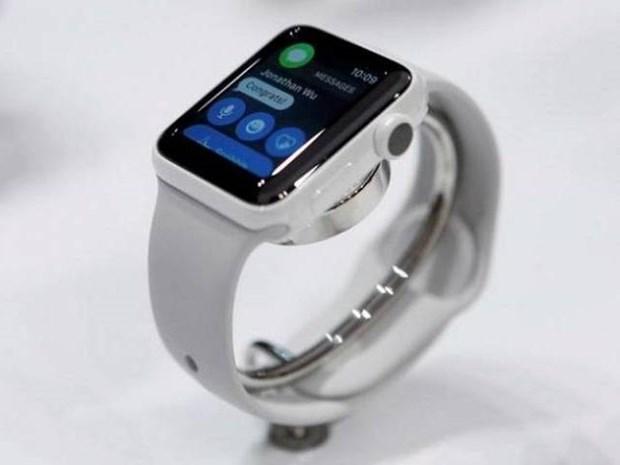 Apple Watch, dong ho FitBit co the bi My danh thue nhap khau cao hinh anh 1