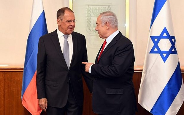 Thu tuong Israel khuoc tu de nghi cua Nga ve van de Syria hinh anh 1