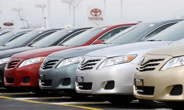 Toyota nang du bao doanh so ban xe oto tai Thai Lan trong nam nay hinh anh 1