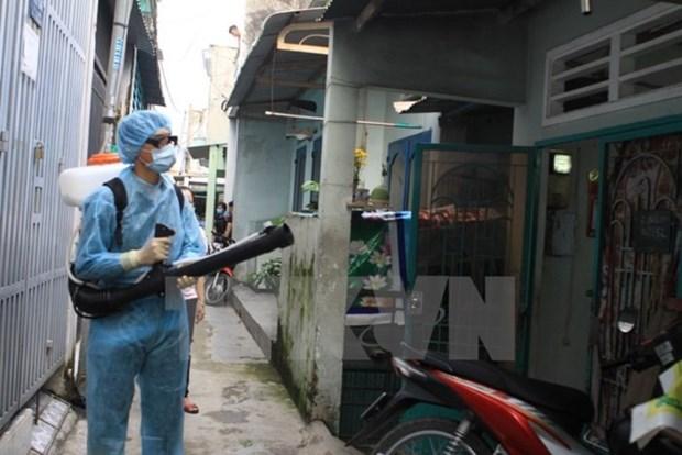 Thanh pho Ho Chi Minh: Mot truong hop tu vong do sot xuat huyet hinh anh 1