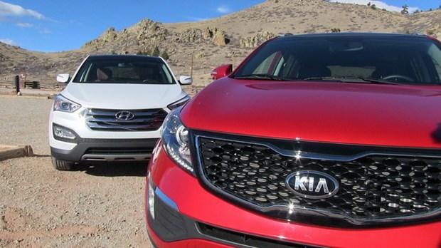 Dong xe SUV cua Hyundai va Kia ban chay tai thi truong My hinh anh 1