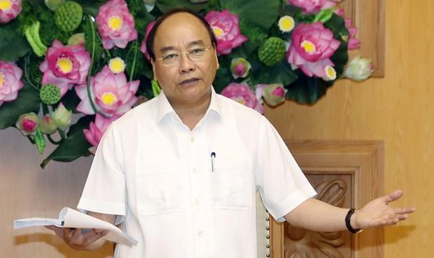 Thu tuong: Doi moi cach nghi, cach lam de doi moi mo hinh tang truong hinh anh 1