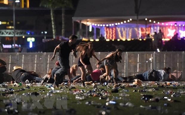 My cong bo bao cao cuoi cung ve vu tham sat kinh hoang o Las Vegas hinh anh 1