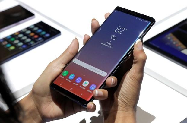Ra mat Galaxy Note 9, Samsung huong den khach hang tre va game thu hinh anh 1