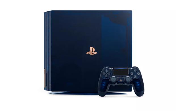 Sony ky niem ban 500 trieu may PlayStation voi phien ban 2TB PS4 Pro hinh anh 1