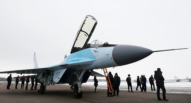 Khong quan Nga co the som tiep nhan may bay da nhiem MiG-35 hinh anh 1