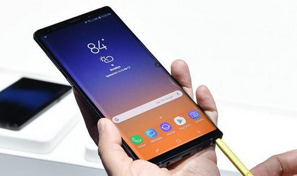 So luong don dat hang truoc Galaxy Note 9 vuot qua Galaxy S9 hinh anh 1