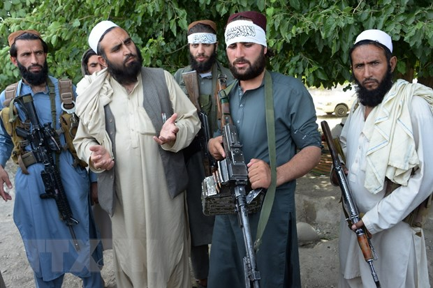 Nga khang dinh Taliban tham gia cuoc hoa dam Afghanistan tai Moskva hinh anh 1