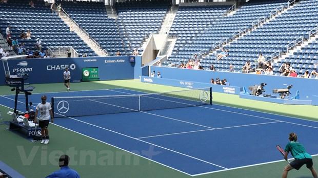 US Open 2018: Flusing Meadows san sang goi ten nha vo dich hinh anh 2