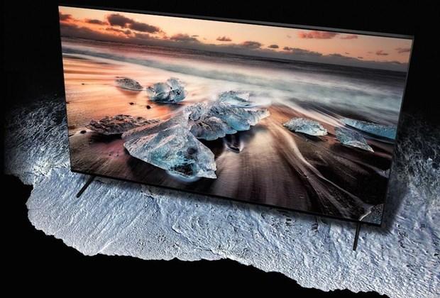 Tivi 8K dau tien cua Samsung se duoc ban ra thi truong vao thang 9 hinh anh 1