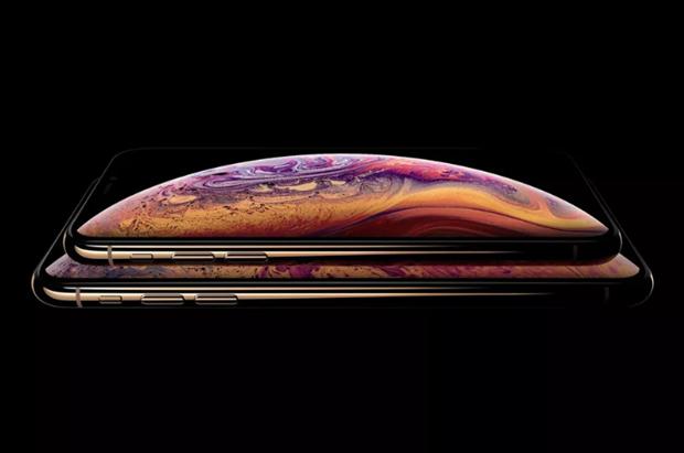 Apple ro ri ten iPhone XS, XS Max va XR tren trang web cua hang hinh anh 1