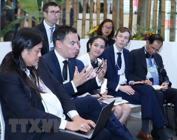 WEF ASEAN 2018: ASEAN huong toi an toan giao thong duong bo hinh anh 1