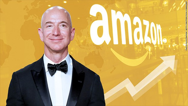 Ty phu Jeff Bezos: Ngu 8 tieng va len ke hoach ngay truoc 10 gio sang hinh anh 2