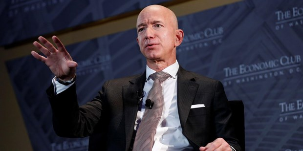 Ty phu Jeff Bezos: Ngu 8 tieng va len ke hoach ngay truoc 10 gio sang hinh anh 1
