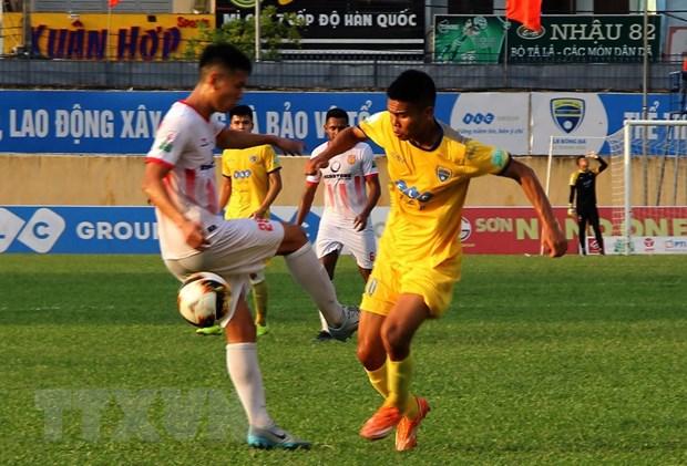 Cong lam, thu pha khien FLC Thanh Hoa bi 'vang' khoi top 3 V-League hinh anh 1