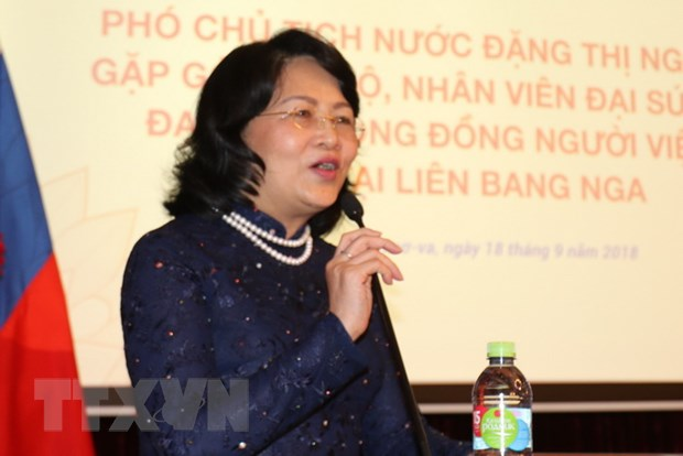 Pho Chu tich nuoc: Viet Nam chu trong the che hoa binh dang gioi hinh anh 1