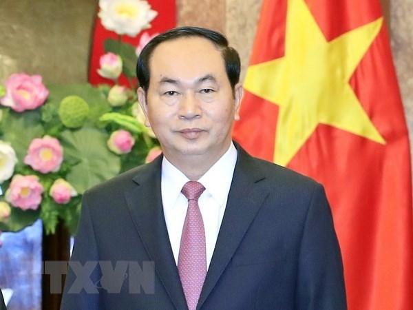 Pho Chu tich Trung Quoc chia buon viec Chu tich Tran Dai Quang tu tran hinh anh 1