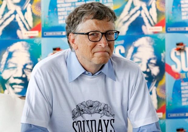 Ty phu Bill Gates hoi thuc no luc cai cach he thong tai tro phat trien hinh anh 1